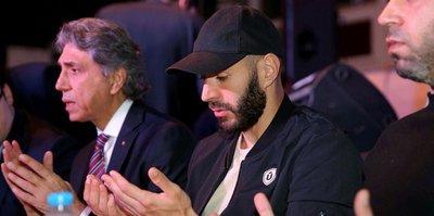 Karim Benzema Beşiktaş'a