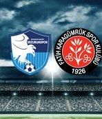 TFF 1. Lig'de B.B. Erzurumspor-Karagümrük maçı saat kaçta? Hangi kanalda?