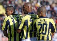 Alex'in Fenerbahçe kariyerinden unutulmaz kareler