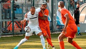 Altay Antalyaspor'u Paixao'nun golüyle mağlup etti!