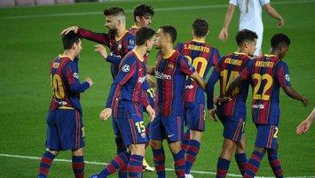 Barcelona'da 4 yıldızın sözleşmeleri uzatıldı!