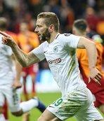 """Konyasporlu Skubic: """"Galibiyeti kaçıran taraf bizdik"""""""