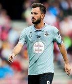 Emre Çolak golü attı oyundan atıldı!