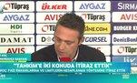 Fenerbahçe Başkanı Ali Koç: Şampiyonluğumuzu engellemeye çalışıyorlar