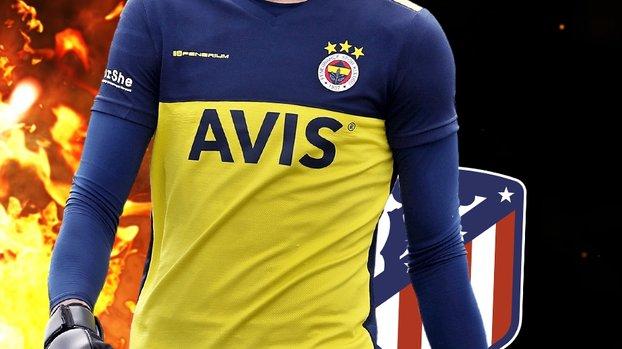 Atletico Madrid'den Fenerbahçeli yıldıza kanca! İşte yapılan teklif #