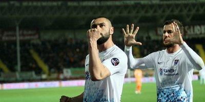 Trabzon'da 4 eksik var