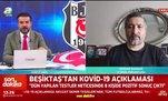 Serdar Sarıdağ: Beşiktaş'ta tek çıkış yolu toplu karantina