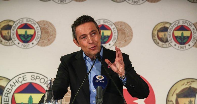 Ali Koç'tan Mustafa Cengiz'e Serdar Aziz göndermesi!