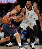 Knicks 18 maç sonra evinde kazandı