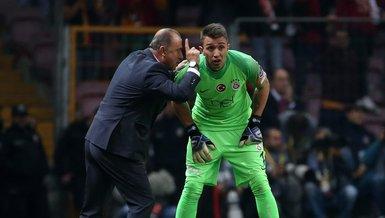 Galatasaray Teknik Direktörü Fatih Terim'den Muslera açıklaması
