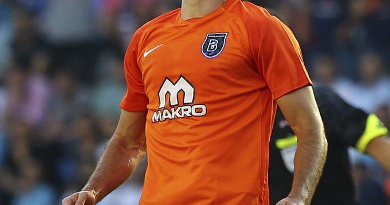 Başakşehir'in golcüsü Galatasaray'a haber yolladı