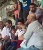Trabzonsporlu Rafet, Beşiktaş maçında!