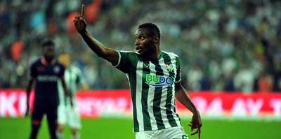 Bursaspor'un golcüleri sınıfta kaldı