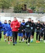 Karabükspor'da Antalyaspor hazırlıkları