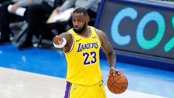 LeBron James NBA'e kazancıyla damga vurdu!