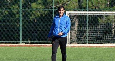 Karacabey Birlikspor'un yeni teknik patronu Şermet