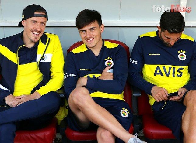 Fenerbahçe'den transfer ve Eljif Elmas açıklaması!