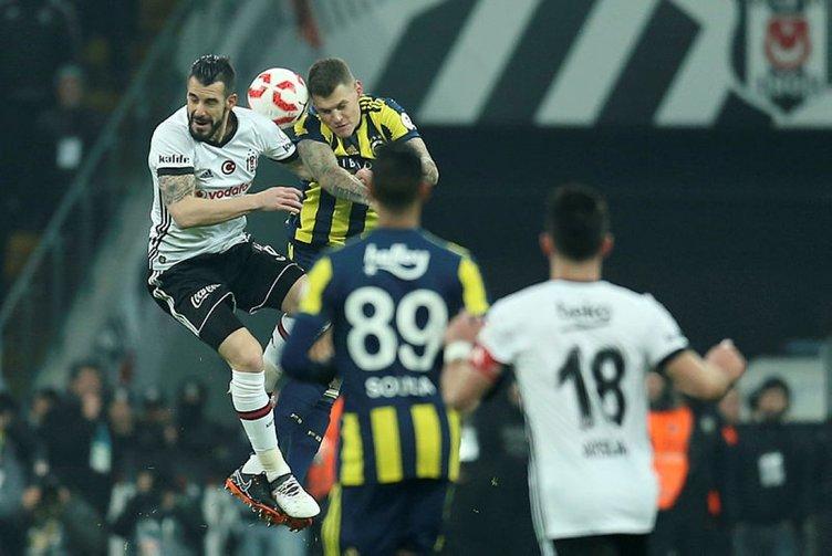 Beşiktaş - Fenerbahçe maçları gergin geçiyor!