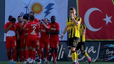 İstanbulspor - Ümraniyespor: 2-3 (MAÇ SONUCU - ÖZET)