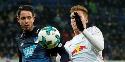 Leipzig fark yedi: 0-4