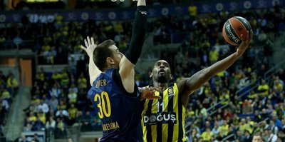 Fenerbahce beat Barcelona in Euroleague