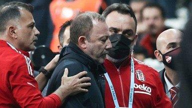 SON DAKİKA BEŞİKTAŞ HABERLERİ - PFDK Sergen Yalçın'ın cezasını resmen açıkladı!