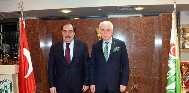 TFF, Bursa'da toplandı
