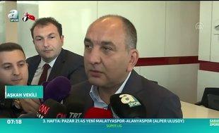 Semih Özsoy'dan transfer ve Volkan Demirel açıklaması