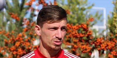 Sivasspor'un yıldızı Mert Hakan: Hedefim yurt dışına gitmek
