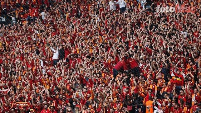 Galatasaray'dan sosyal medyada dev rakiplerine fark!