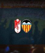Granada-Valencia maçı saat kaçta? Hangi kanalda?