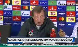 """Yuri Semin: """"Taraftar baskısından korkmuyoruz"""""""