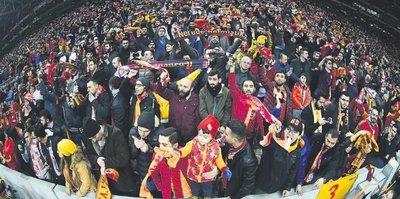 Trabzon maçına hücum!