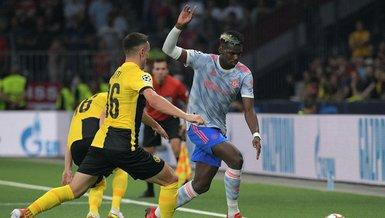 Young Boys - Manchester United: 2-1 (MAÇ SONUCU-ÖZET) | UEFA Şampiyonlar Ligi