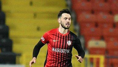 Gaziantep FK Vetrih'le imzaladı