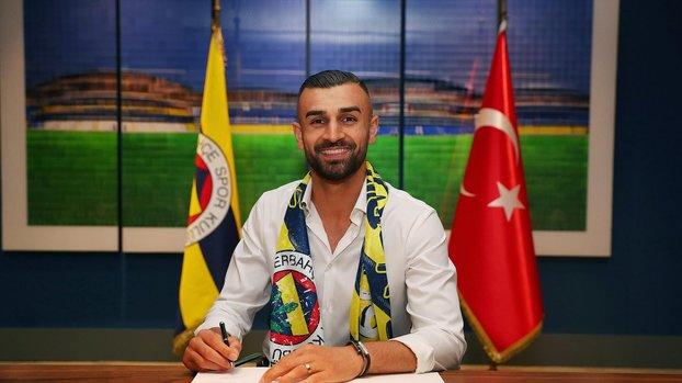 Serdar Dursun Fenerbahçe'de! (FB transfer haberleri)