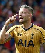Tottenham Alderweireld'ın sözleşmesini uzattı