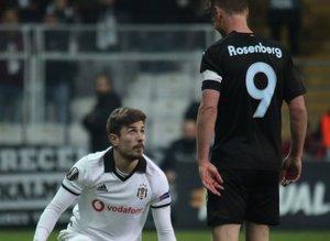 Beşiktaş - Malmö maçından kareler!