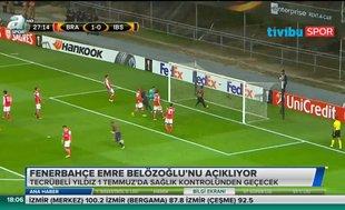 Fenerbahçe Emre Belözoğlu'nu açıklıyor | Video haber