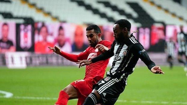 Beşiktaş kalesini yine gole kapattı #