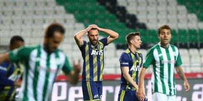 İttifak Holding Konyaspor 1-0 Fenerbahçe | MAÇ SONUCU