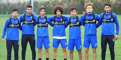 Adana Demirspor'da 9 genç futbolcu kampa çağrıldı