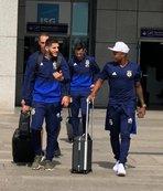 Fenerbahçe kafilesi Zagreb'e gitti