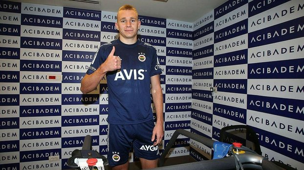 Fenerbahçe'nin yeni transferi Attila Szalai: Kendimi Real Madrid'e transfer olmuş gibi hissediyorum #