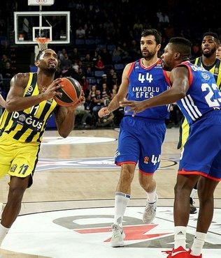 Türk derbisinde gülen Fenerbahçe Doğuş
