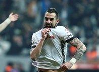 Beşiktaş Negredo için Al Nassr ile anlaştı