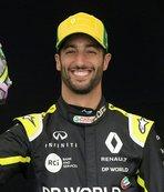 Daniel Ricciardo gelecek yıl McLaren'e katılıyor!