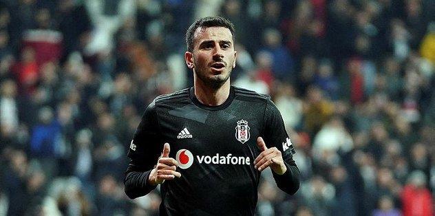 Oğuzhan Özyakup Beşiktaş'ın indirim teklifini kabul etti!