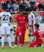Balıkesirspor'da futbolculara uyarı