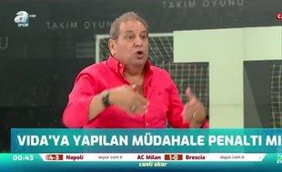 Erman Toroğlu'ndan flaş sözler: Net penaltı